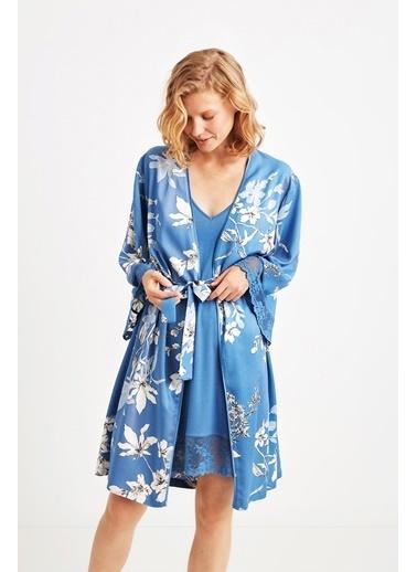 Catherines Sabahlık Takım Mavi